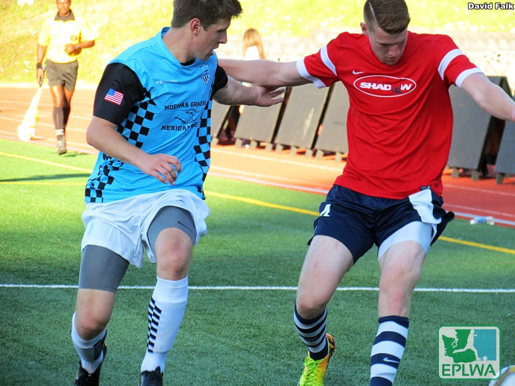 In 2014 the Spokane Shadow drew and beat the Vancouver Victory on their way to the EPLWA championship. (David Falk)