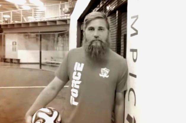 Video Buzz: David Meherg, goalkeeper for OlympicForce