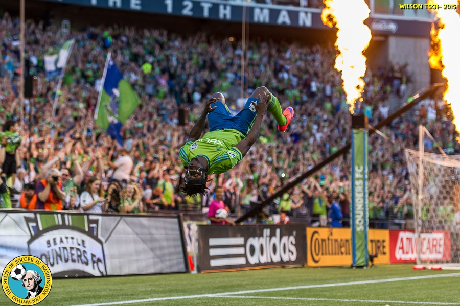 Picture Perfect: Wilson Tsoi caught Sounders-Dallas on June 13