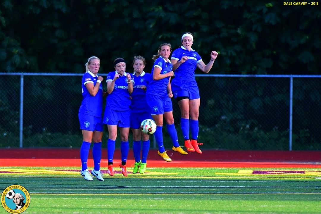 Picture Perfect: Gunners take WPSL match over Portland, 3-0