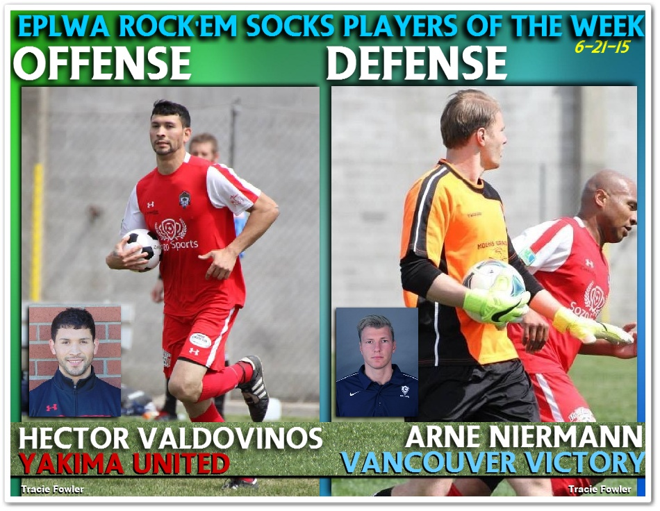 Moments of magic highlight EPLWA Players of the Week for June 21