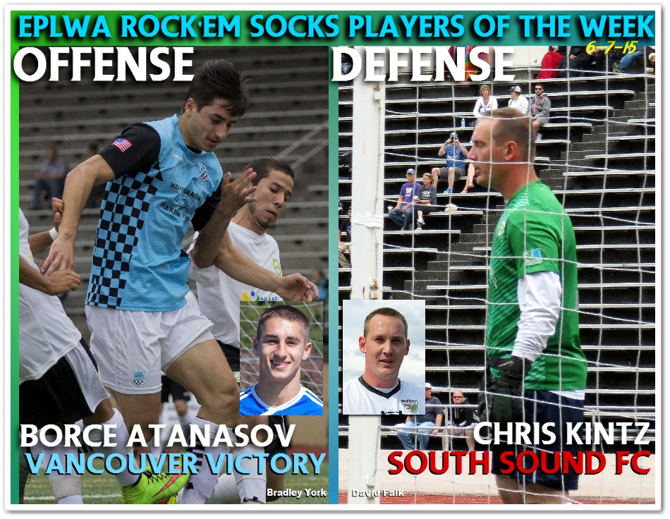 EPLWA Players of the Week from Vancouver, SouthSound