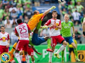 Picture Perfect: Wilson Tsoi's week with theSounders
