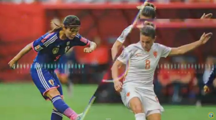 Video Buzz: Wilson Tsoi photos at FIFA Women's World Cup 2015