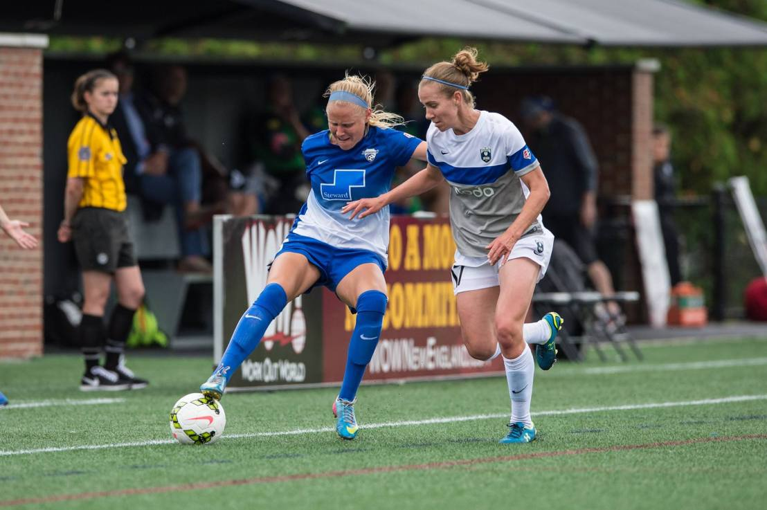 Reign FC rally in final fifteen to take victory overBoston