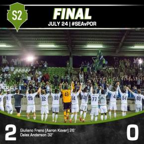 Friday Recap: Pumas out, Sounders U23 advance in PDL; S2 beats T2 again
