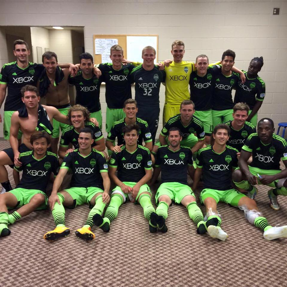 Sounders U23 win Western Conference, advance to PDL final four