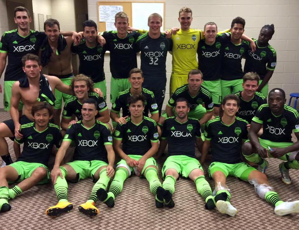Sounders U23 Win Western Conference Advance To Pdl Final