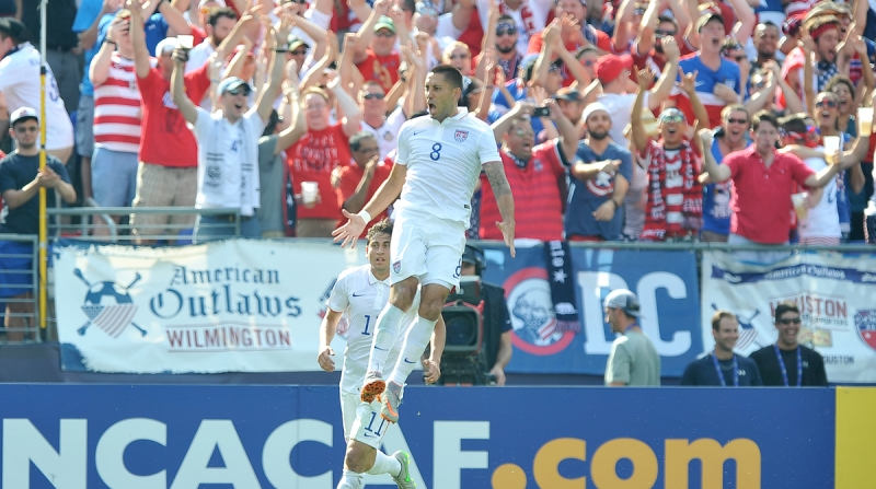 Dempsey hat trick highlights US Gold Cup blowout of Cuba (video highlights)