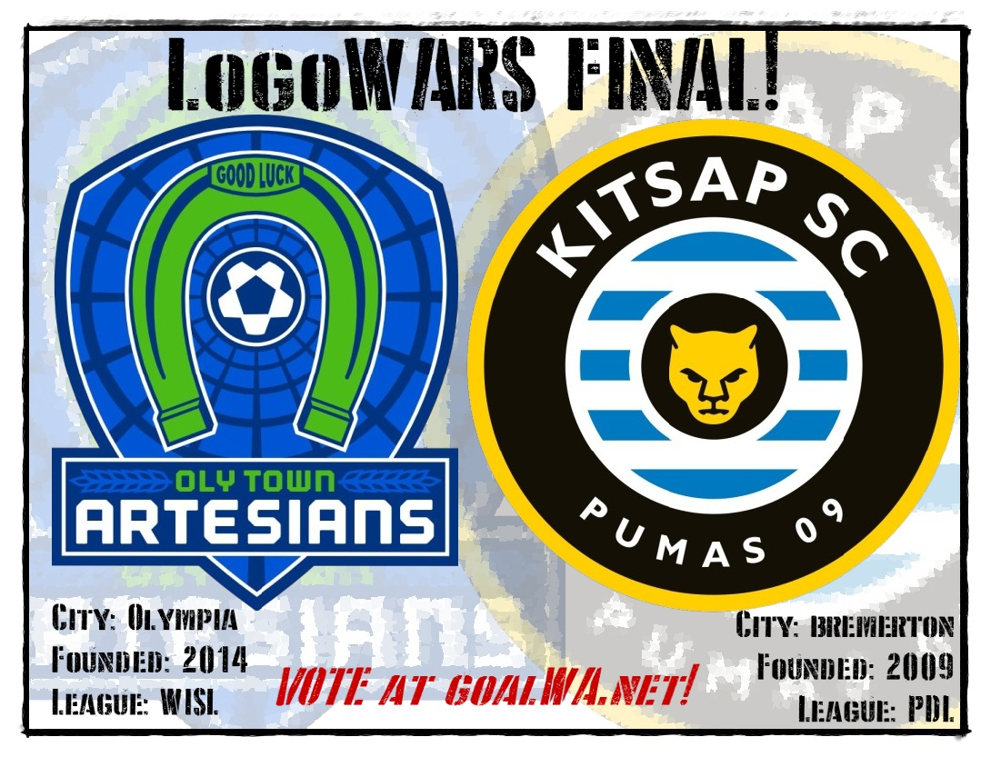 2015 LogoWARS: The FINAL! Artesians v. Pumas
