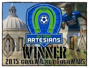 Oly Town  Artesians win 2015LogoWARS