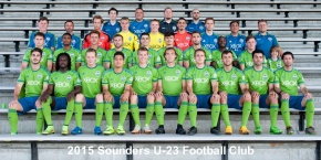 Sounders U23 head into the final two league games with post season spot secured