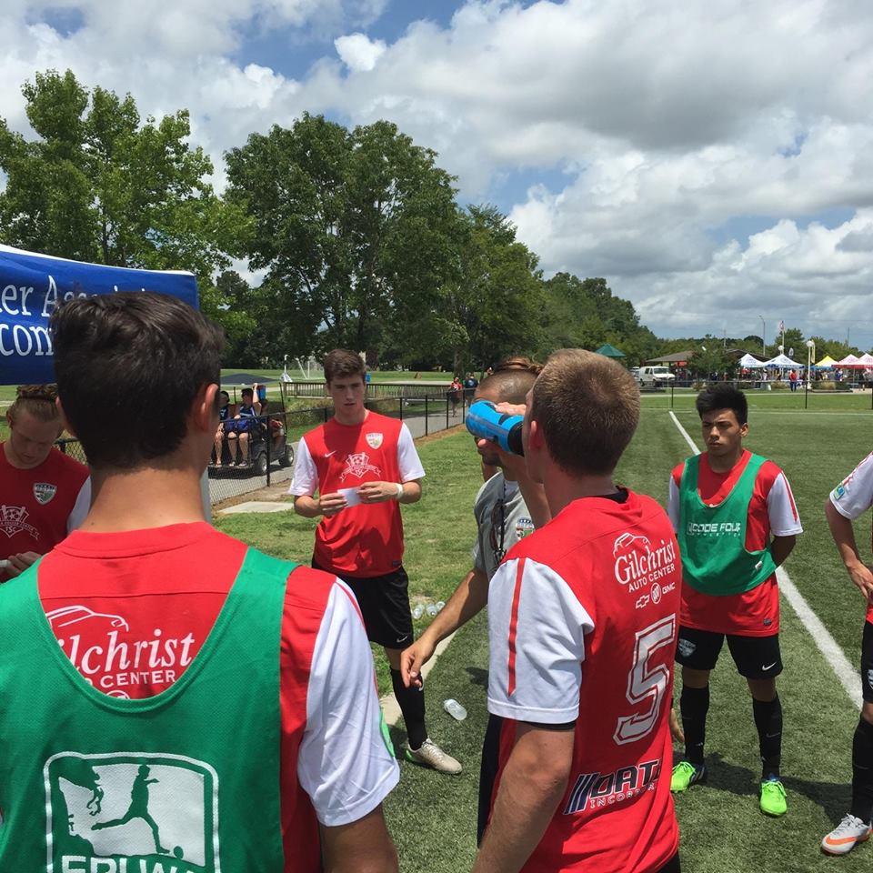South Sound at USASA U23 Nationals.