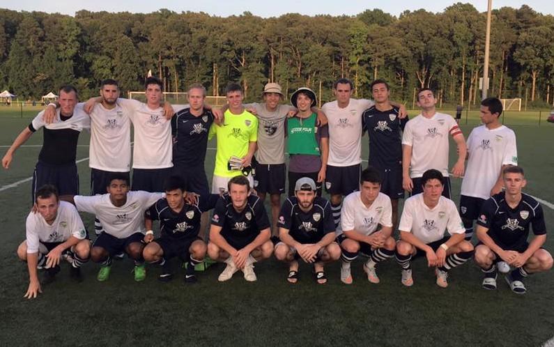 South Sound FC / EPLWA at USASA U23 Nationals.
