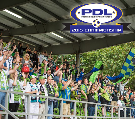 Sounders U-23's will host PDL National Finals this weekend at Starfire