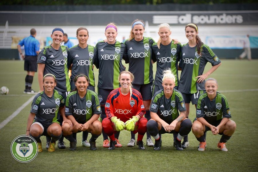 Sounders Women clinch playoff spot, finish regular season this Saturday versusArizona