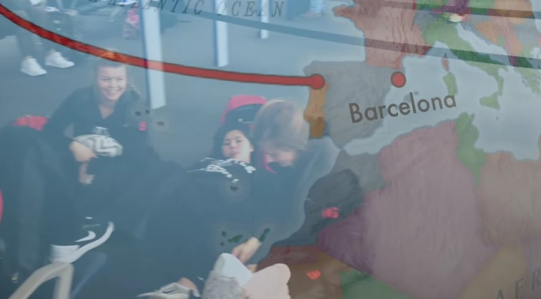Video Buzz: Seattle U Women document trip to Barcelona