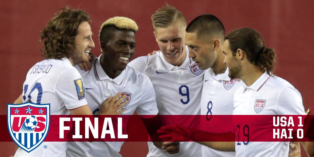 Dempsey golden again as USA sneaks past Haiti (video highlights)