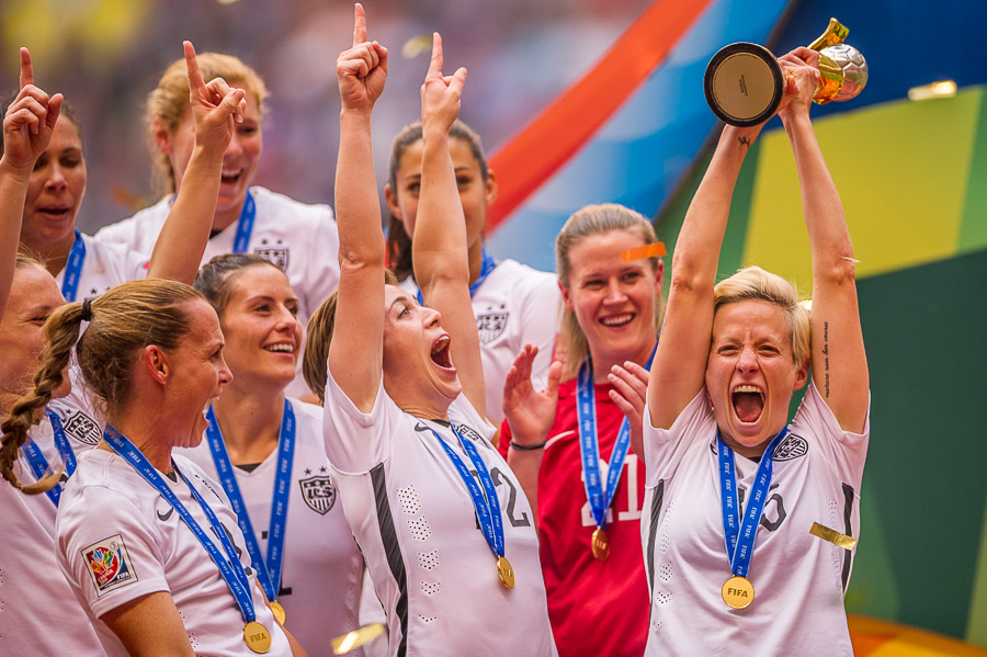 Local American Outlaws chapters reveal plans for US Women's match against Brazil inSeattle
