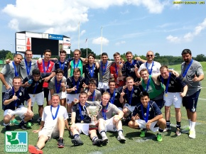South Sound / EPLWA U23's bring home a USASA trophy