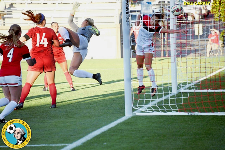 Picture Perfect: Dale Garvey shoots WSU at Seattle U