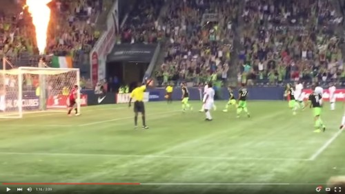 Video Buzz: Fans capture Sounders' wild finish