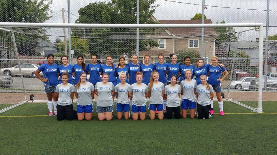 Trinity Womens soccer