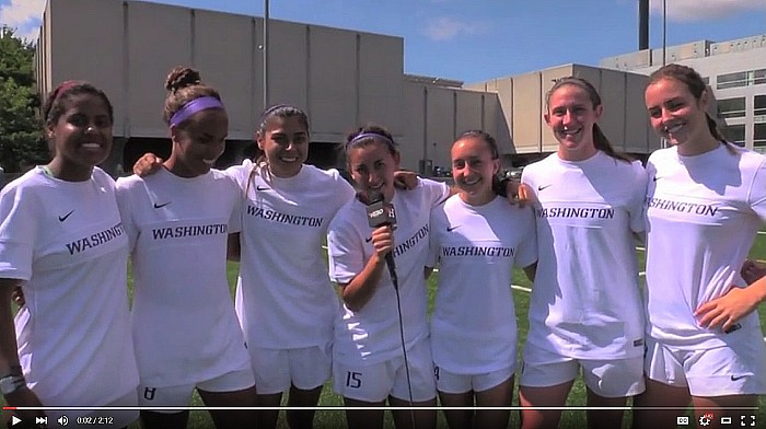 Video Buzz: Hero Sports profiles UW Women
