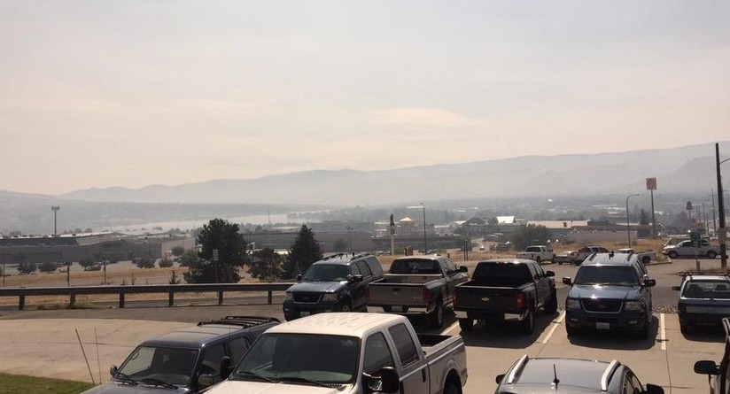 Wildfire smoke cancels, alters soccer around the region