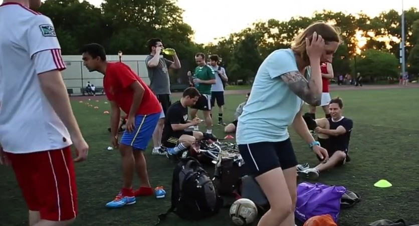"Video Buzz: BBC looks at ""Soccer in the USA"""