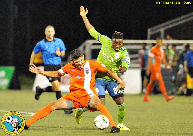 Picture Perfect: Sounders 2 drop 1-0 decision at home to Orange County