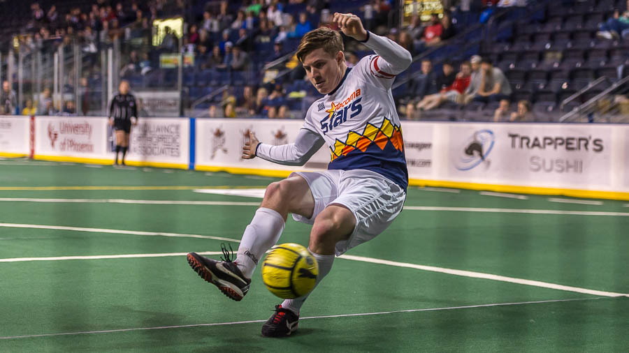 Tacoma Stars sign locals Mark Lee, Raphael Cox