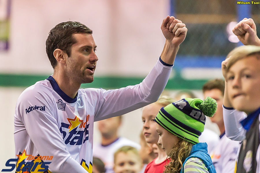 Joey Gjertsen set to join Tacoma Stars in 2015-16