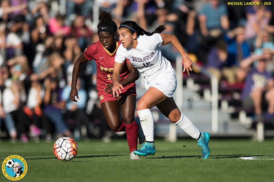 Picture Perfect: Husky Women top USC