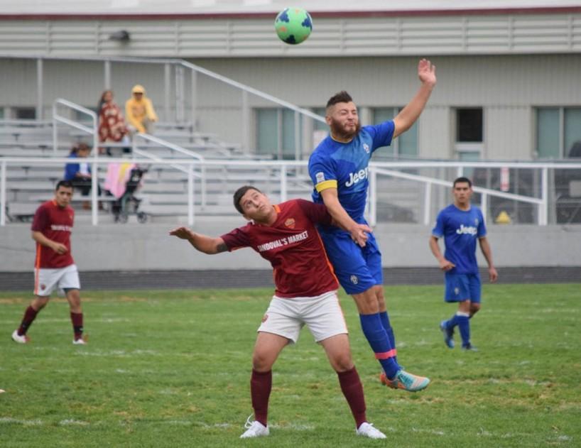 Othello Soccer League crownschampions