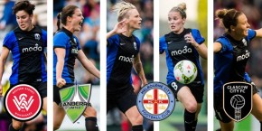 Five Reign FC players head overseas for NWSL offseason